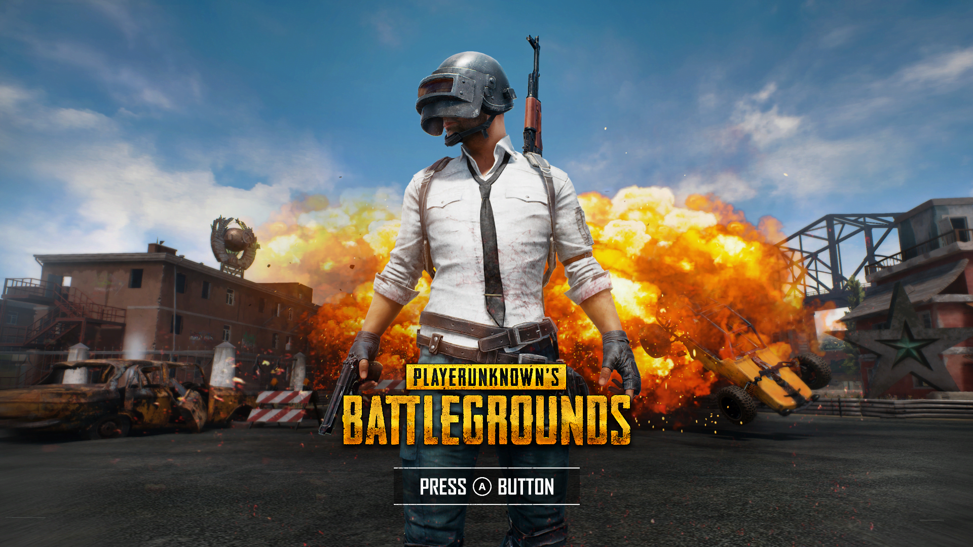 PUBG Receives First Update for Xbox One