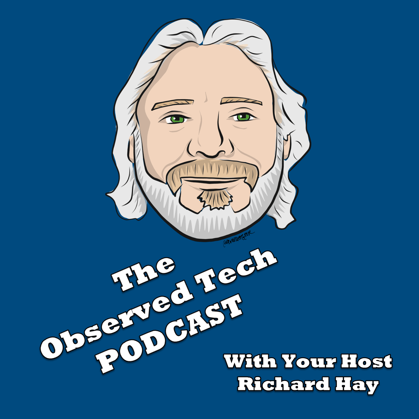 Observed Tech PODCAST – The Final Episode #OTP