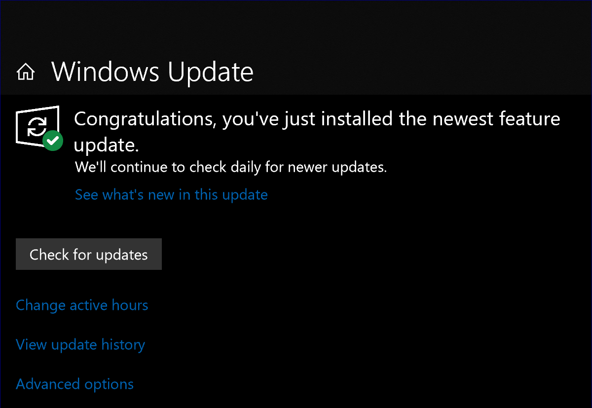 Installing Windows 10 April 2018 Update on NuVision Windows 10 Tablets