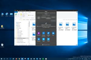 Twitter PWA Share Dialog on Windows 10