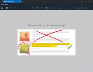 Screen Sketech App