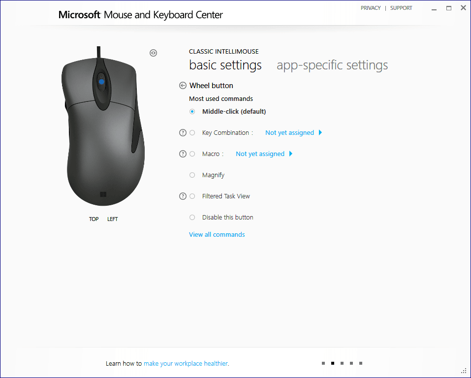 Microsoft Mouse and Keyboard Software