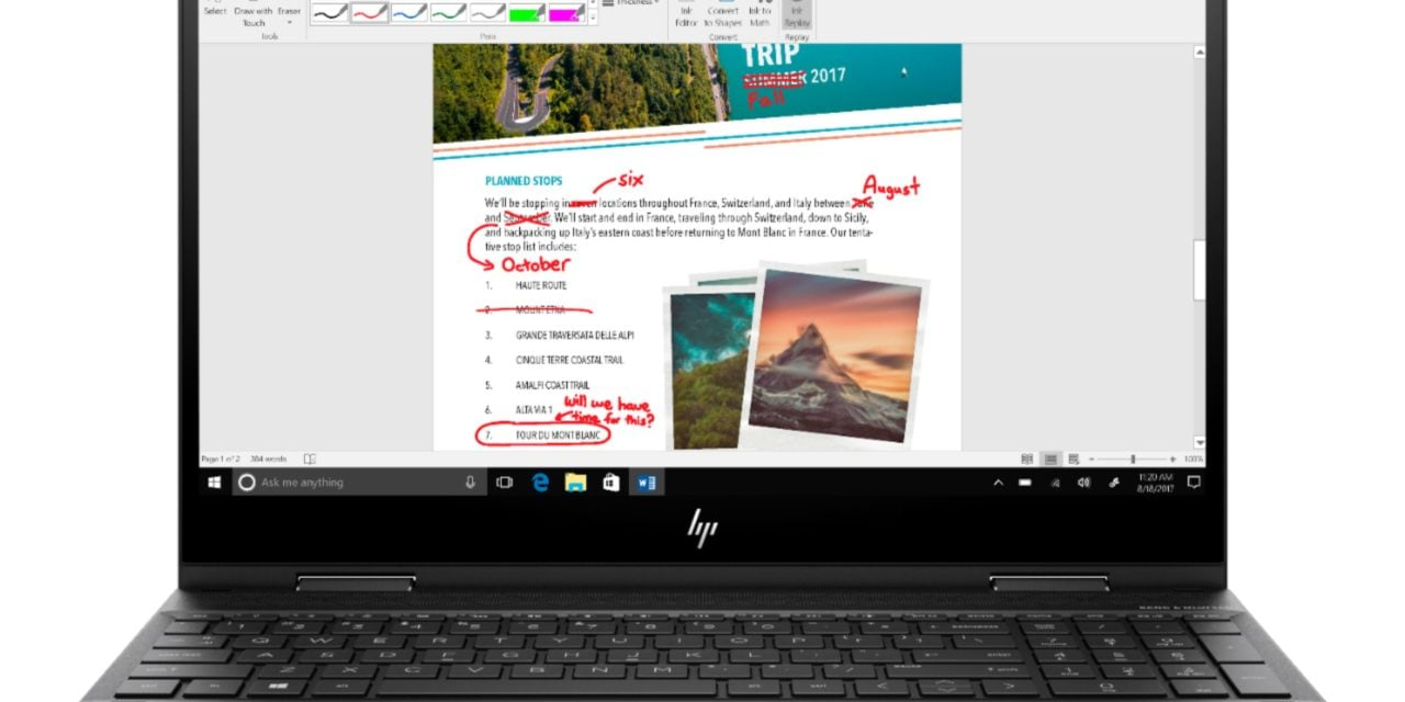 HP Envy x360 2-in-1 Laptops at Best Buy Offer Multiple Usage Options