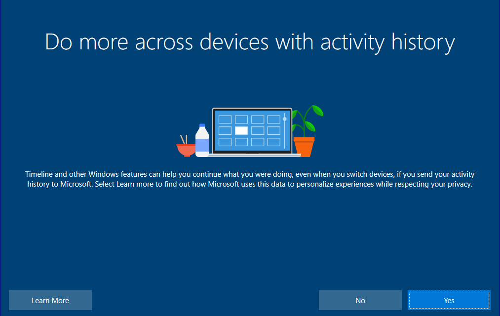 Windows 10 RS5 Build 17713 – First Build in the RS5_RELEASE Branch