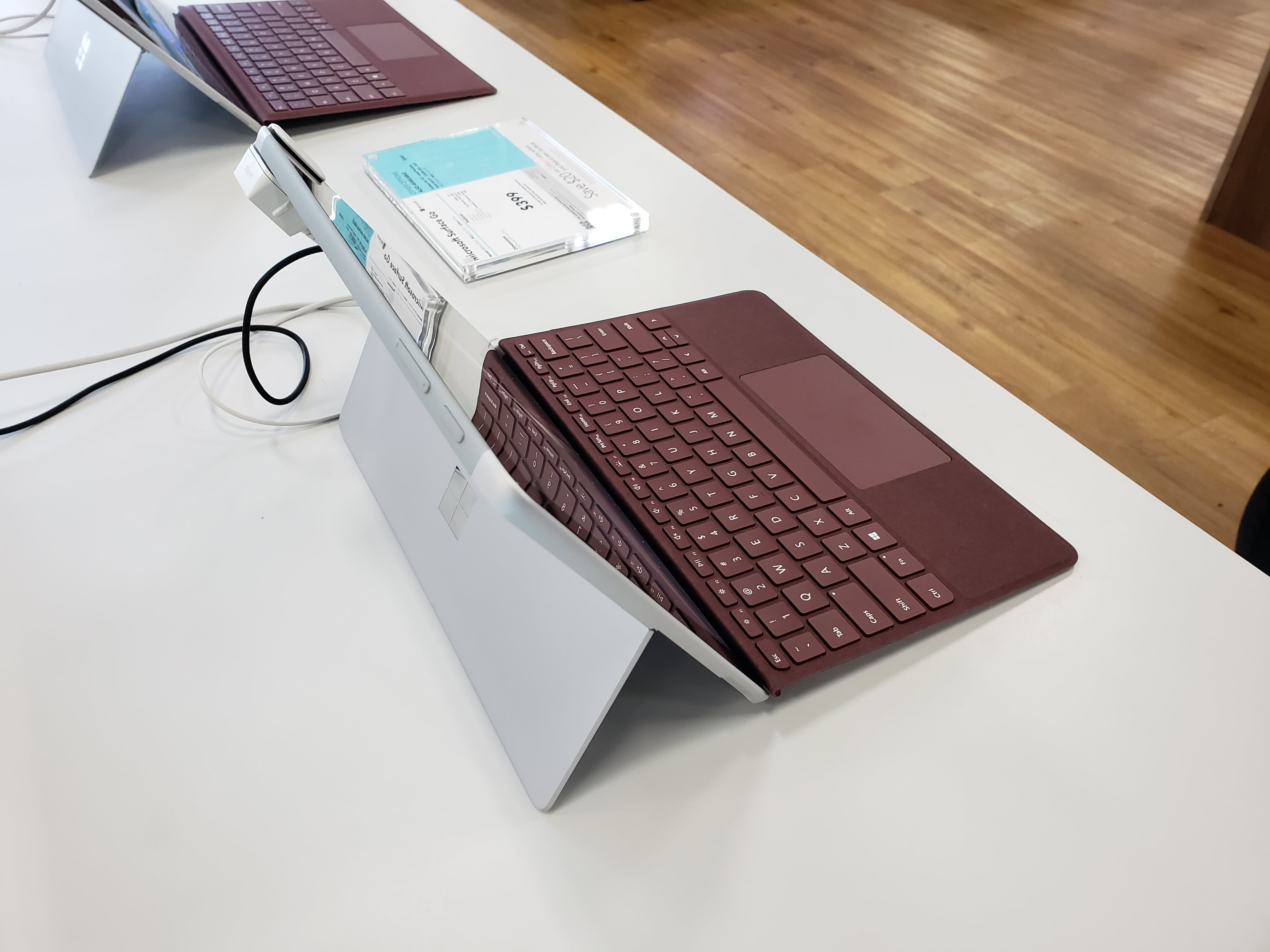 Surface Go at Best Buy