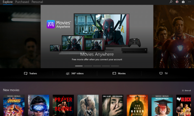 Get a Free Copy of X-Men: Days of Future Past as Microsoft Joins Movies Anywhere