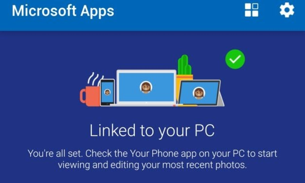 Microsoft Apps App Updated on Android with Your Phone Support