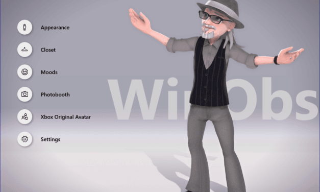 New Xbox Avatar Editor Available for Windows 10 PCs