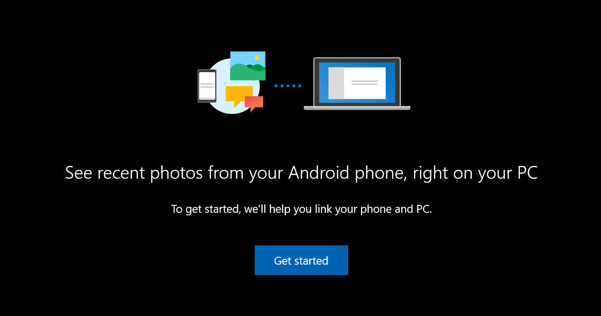 Early Version of Your Phone App Released for Windows Insiders on Skip Ahead Builds