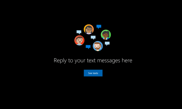 Your Phone Update Provides SMS Messaging Support