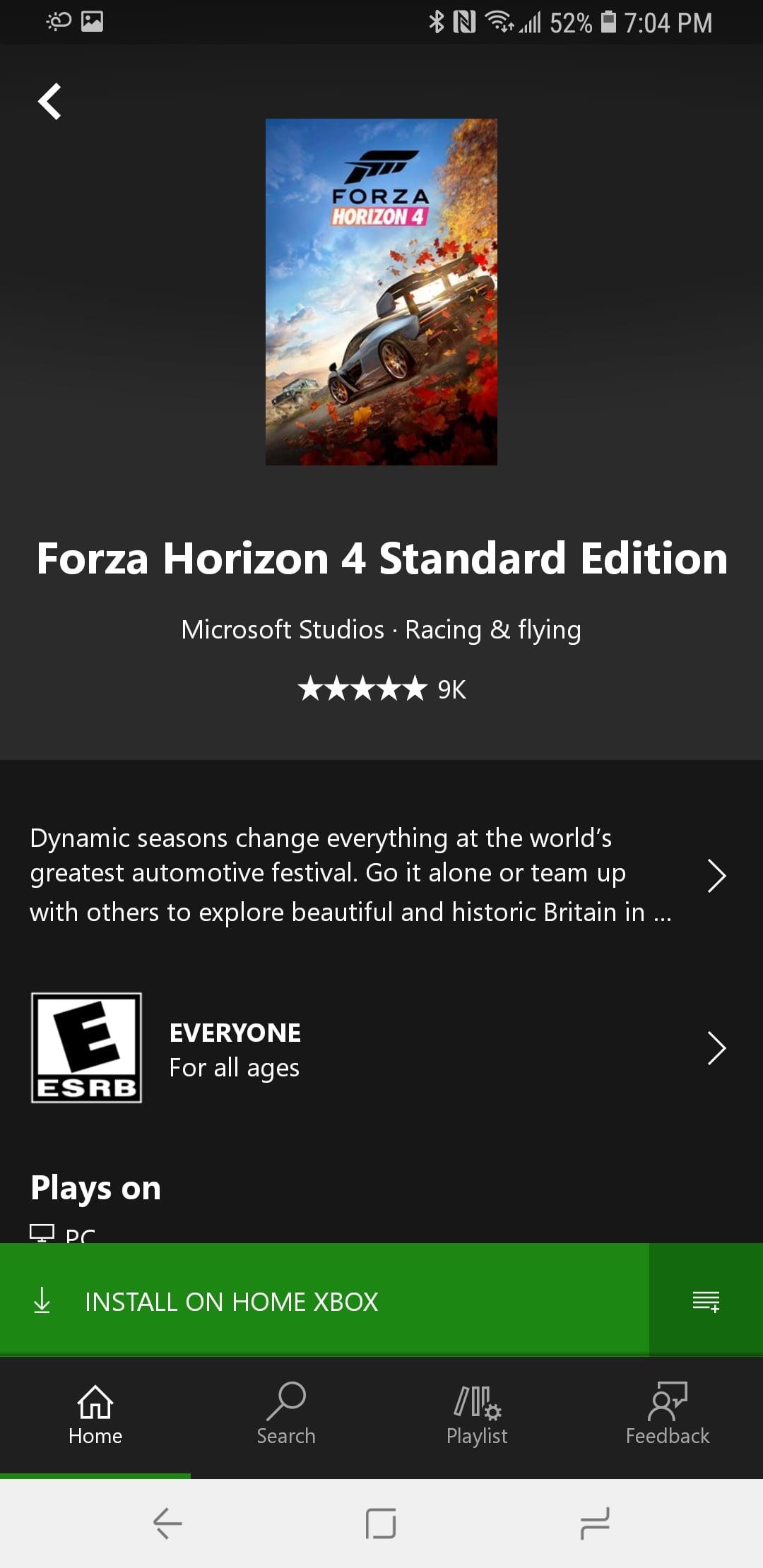 Game Pass App Notifications