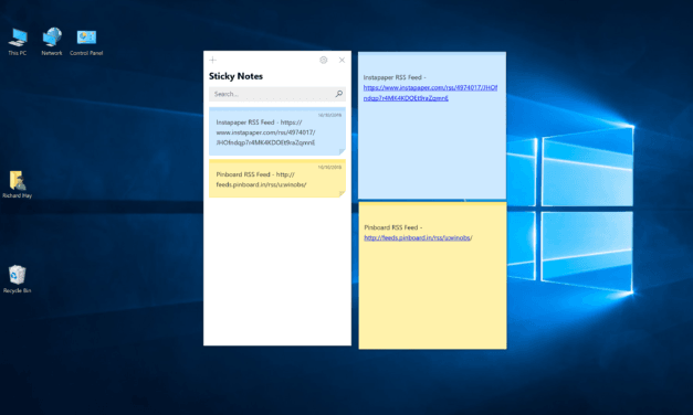 Join Sticky Notes App Preview Program