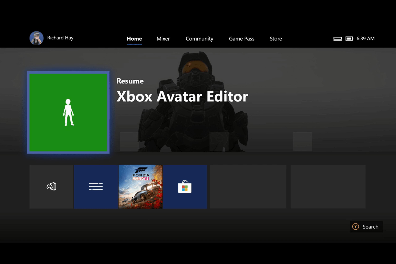 Xbox One 1810 Update