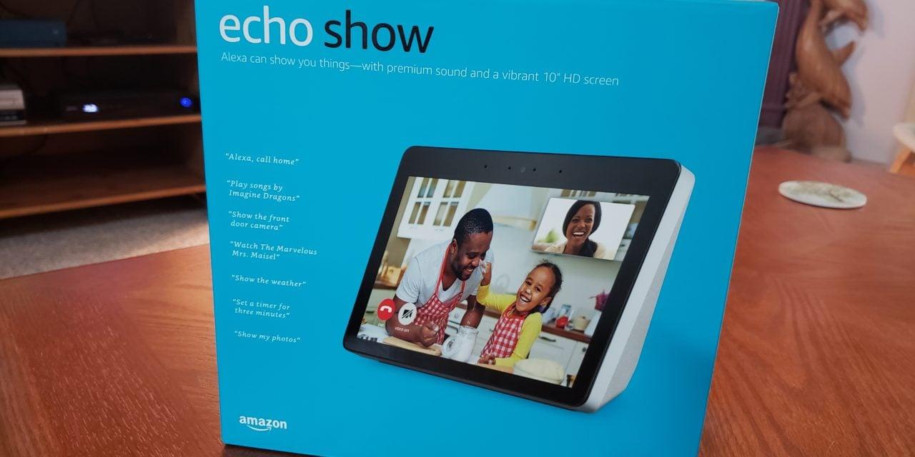 Hands On: Amazon Echo Show (2nd Gen)