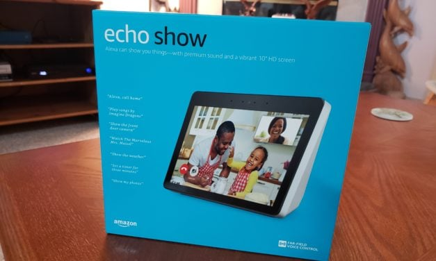 Hands On: Amazon Echo Show (2nd Gen)