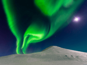 National Geographic Auroras