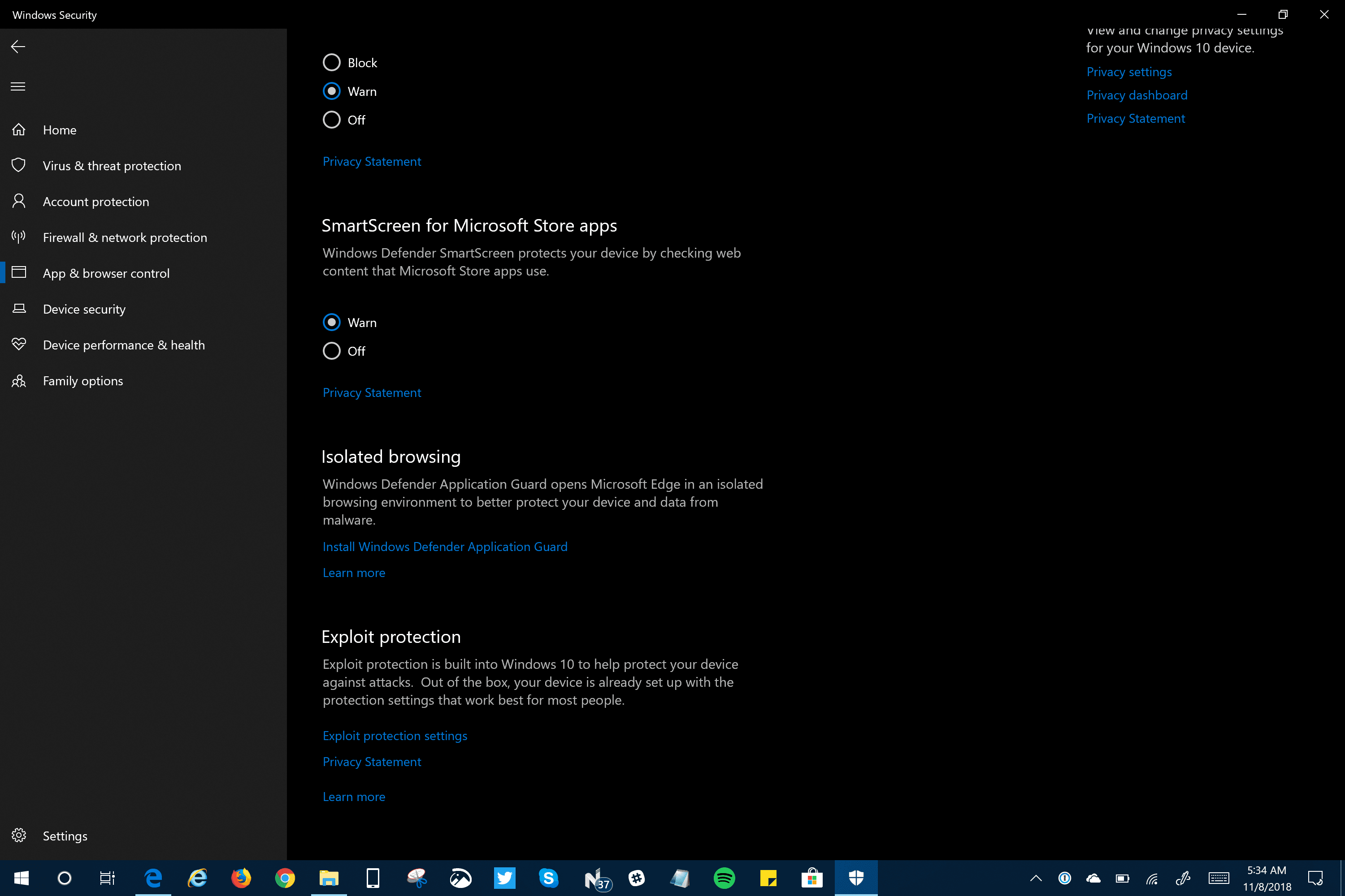 Windows 10 19H1 Build 18277