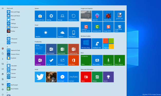 Windows 10 19H1 Windows Light Theme Gallery
