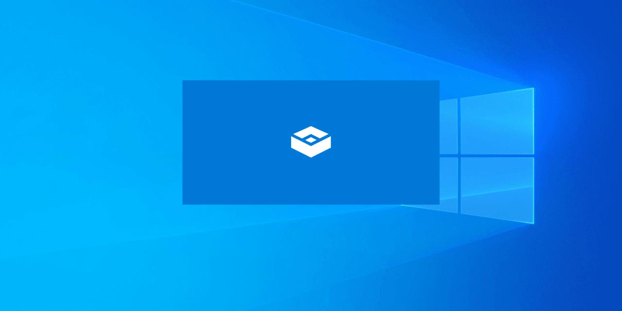 Windows Sandbox in Windows 10 (19H1) Build 18309