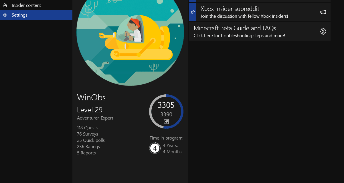 How To: Delete Xbox Insider Account and Related Data