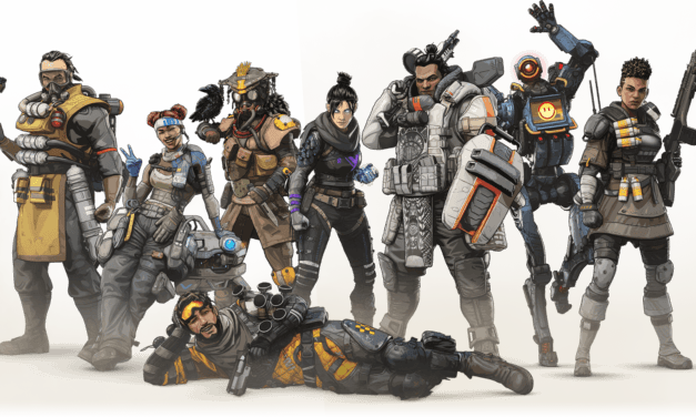 Free to Play – Apex Legends Joins Battle Royale Genre