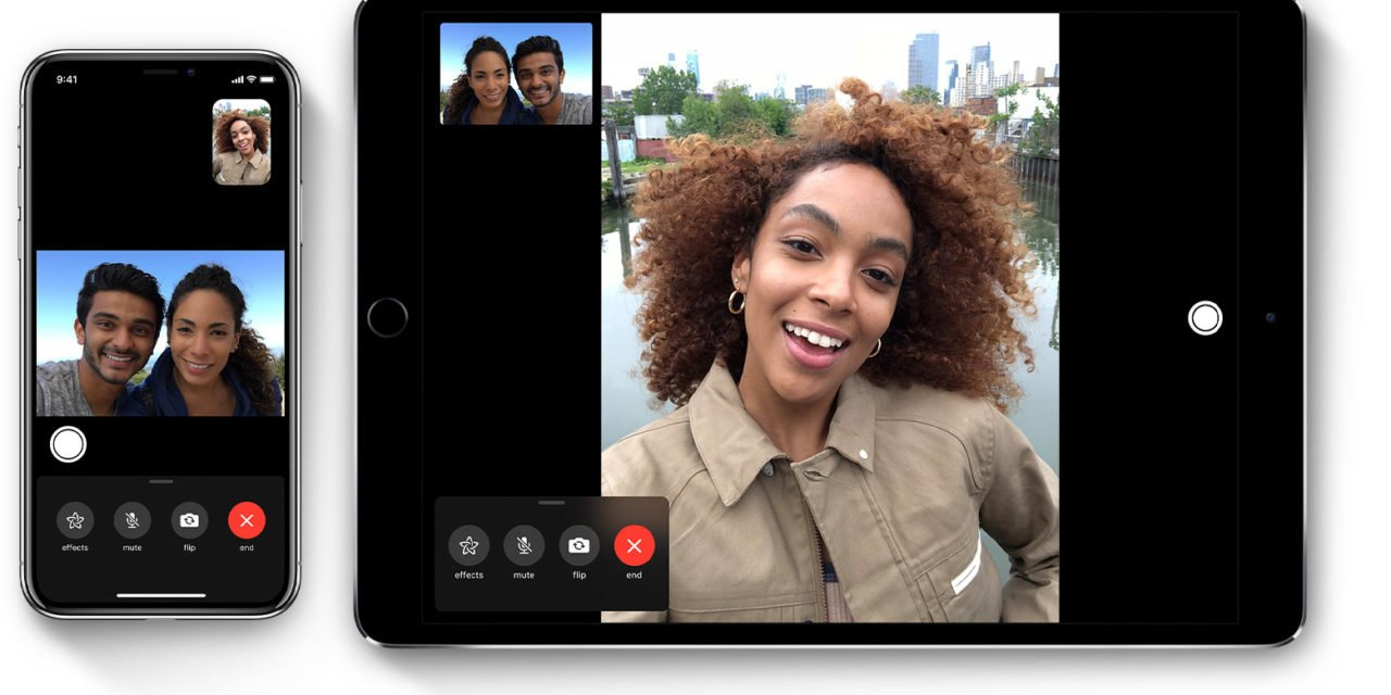 Apple Releases Update to Fix FaceTime Security Issue