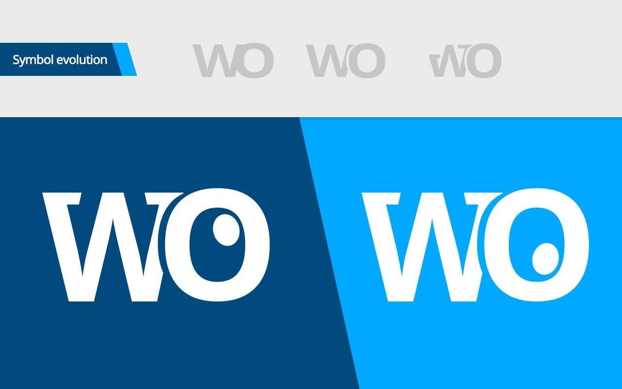 WindowsObserver Logo Evolution