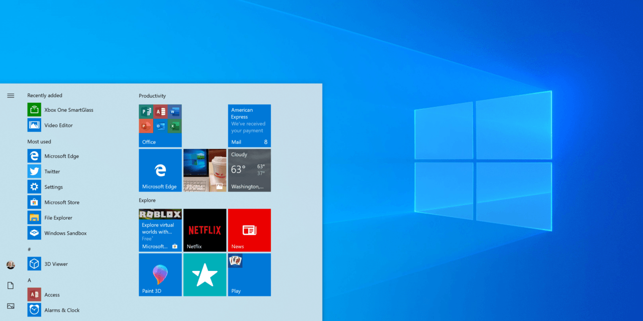 Reaching a Critical Stage with Windows 10 (19H1)