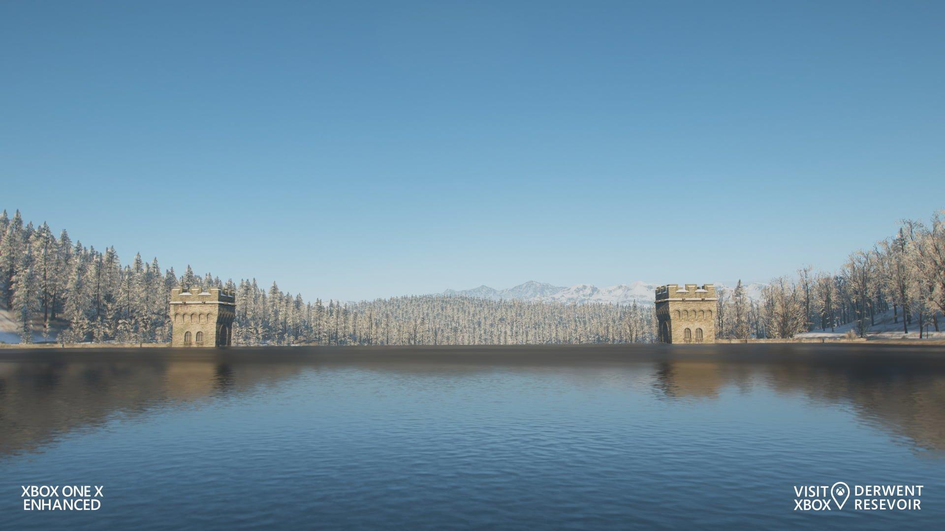Forza Horizon 4 Derwent Reservoir