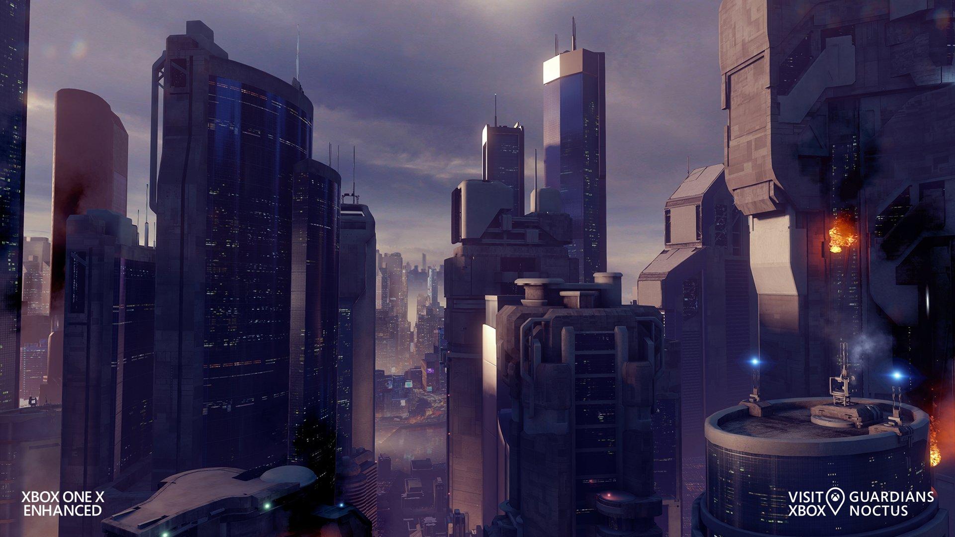 Halo 5 Guardians Noctus