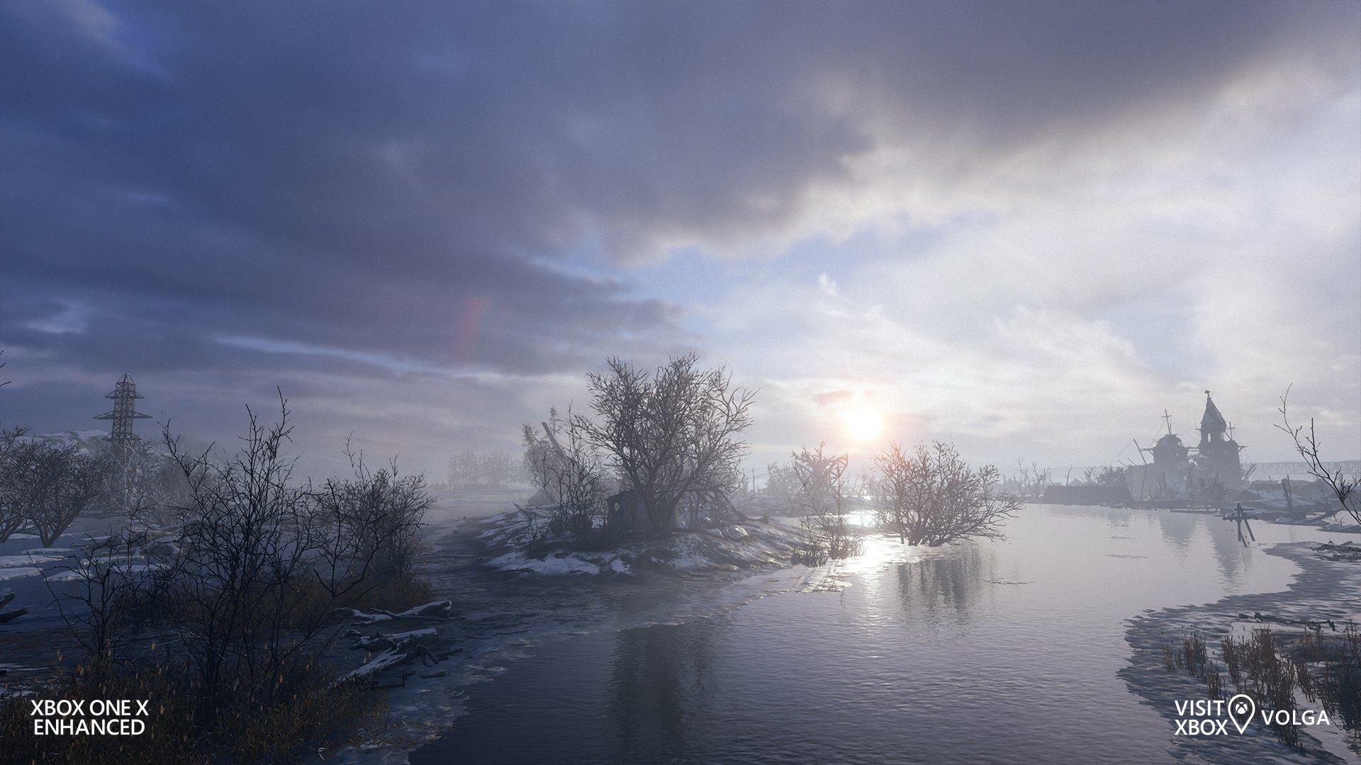 Metro Exodus Volga