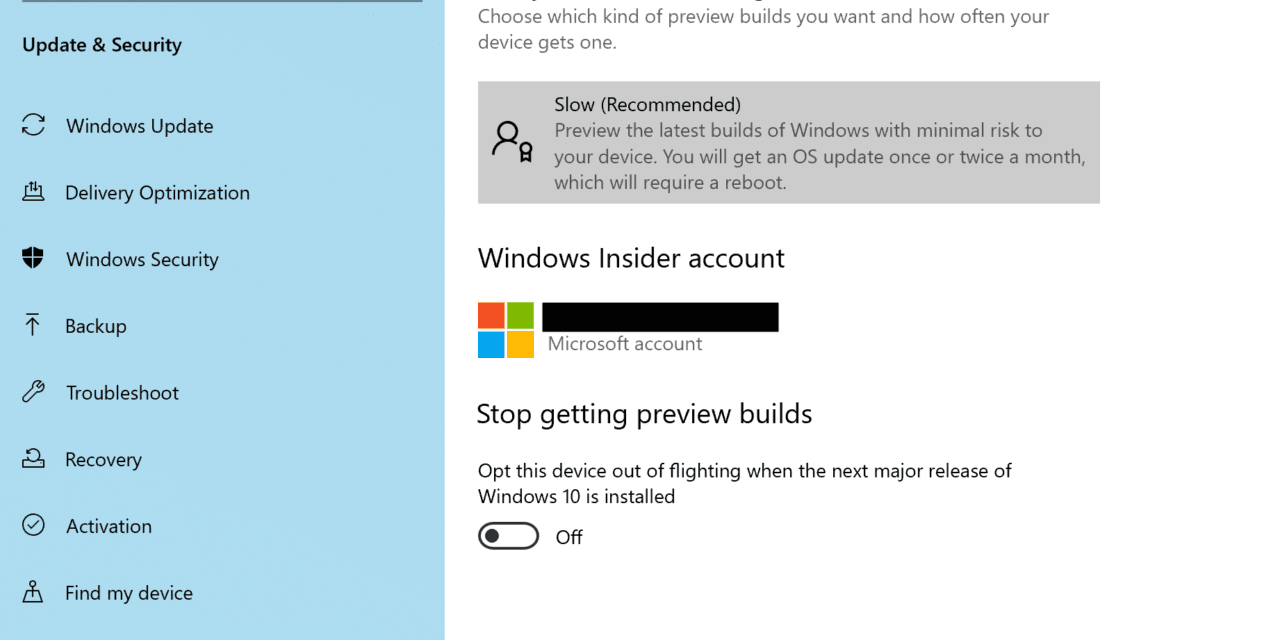 #WindowsInsiders – Time to Get Your Rings in Order