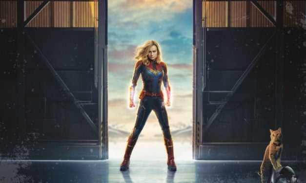 Captain Marvel Exclusive Collectible SteelBook Offer from Best Buy #Ad