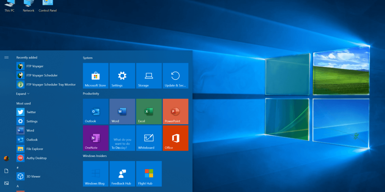 Windows 10 Version 1909 Released