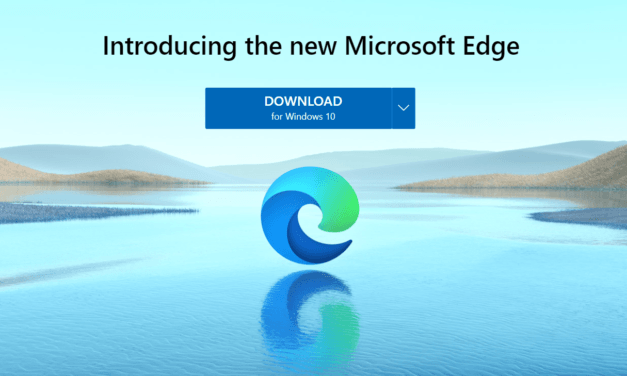 Microsoft Edge Browser Based on Chromium Leaves Beta