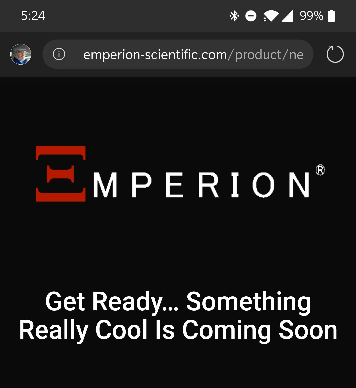Emperion Nebulus Product Page - Coming Soon