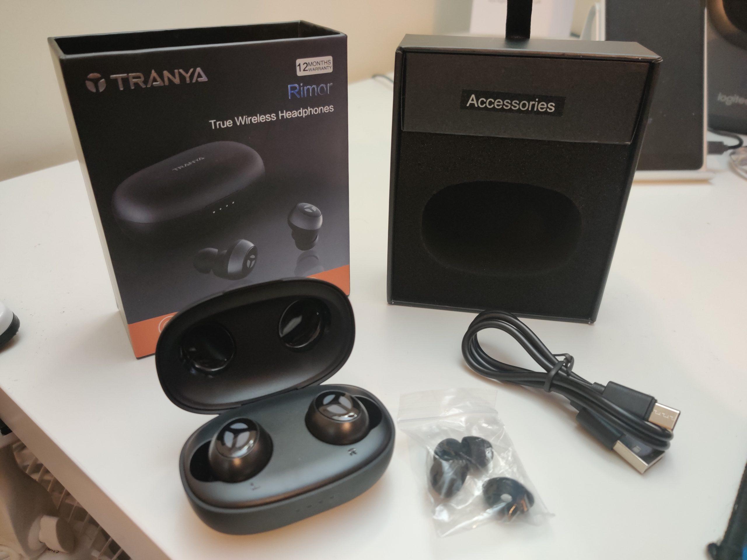 Tranya Rimor Wireless Earbuds
