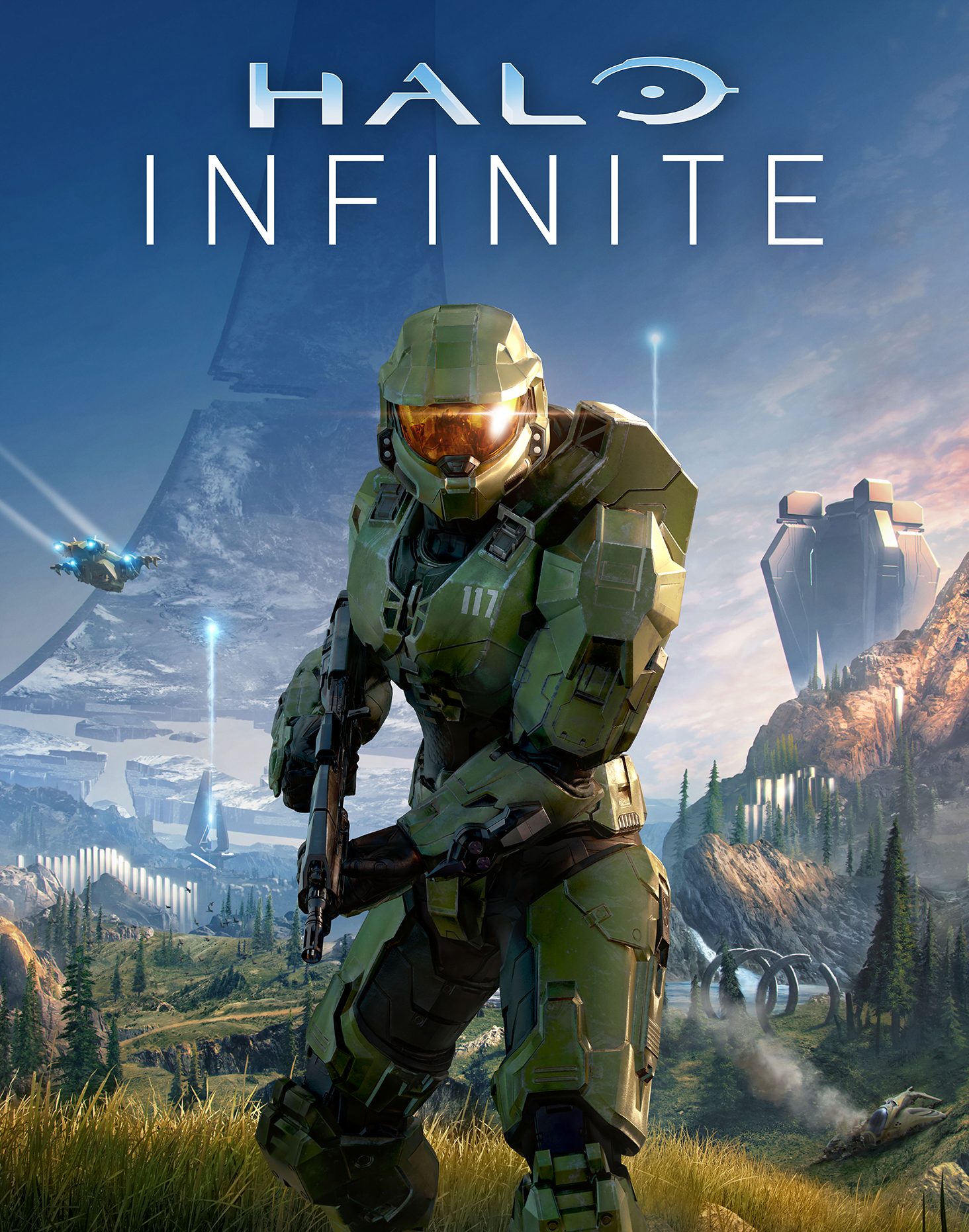 Halo Infinite Art