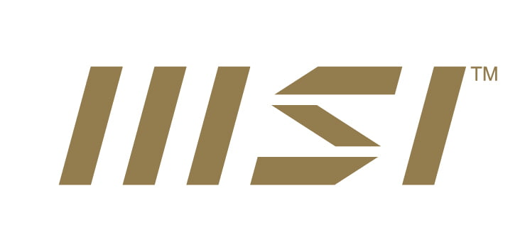 MSI Logo (Gold)