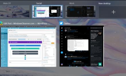 The Future of Windows 10 Virtual Desktops