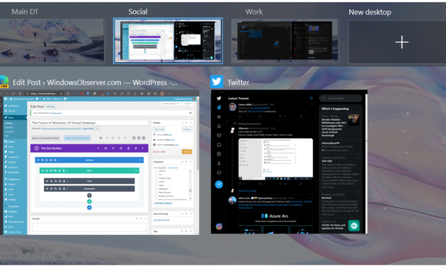 The Future of Windows 10 Virtual Desktops