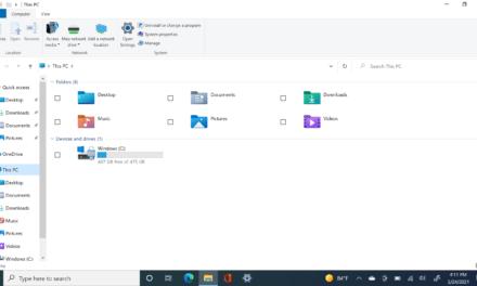 New File Explorer Icons in Windows 10 #DevChannel Build 21343