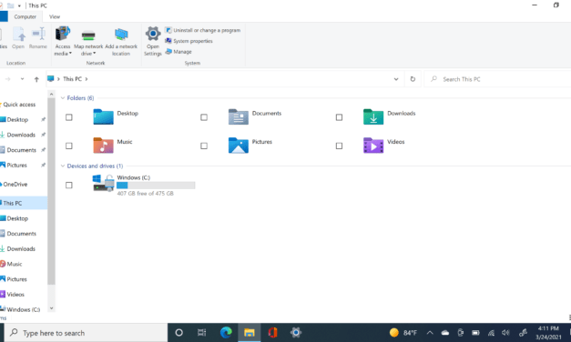 New File Explorer Icons in Windows 10 #DevChannel Build 21343