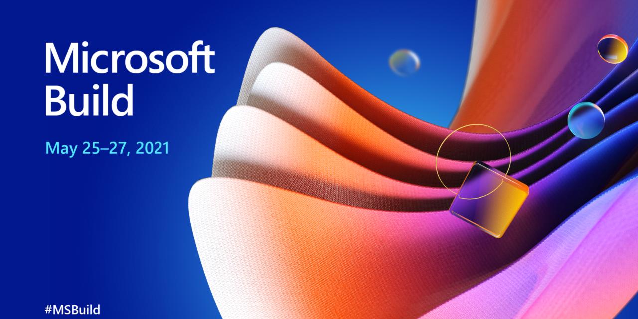 Microsoft BUILD 2021: Digital Swag Downloads