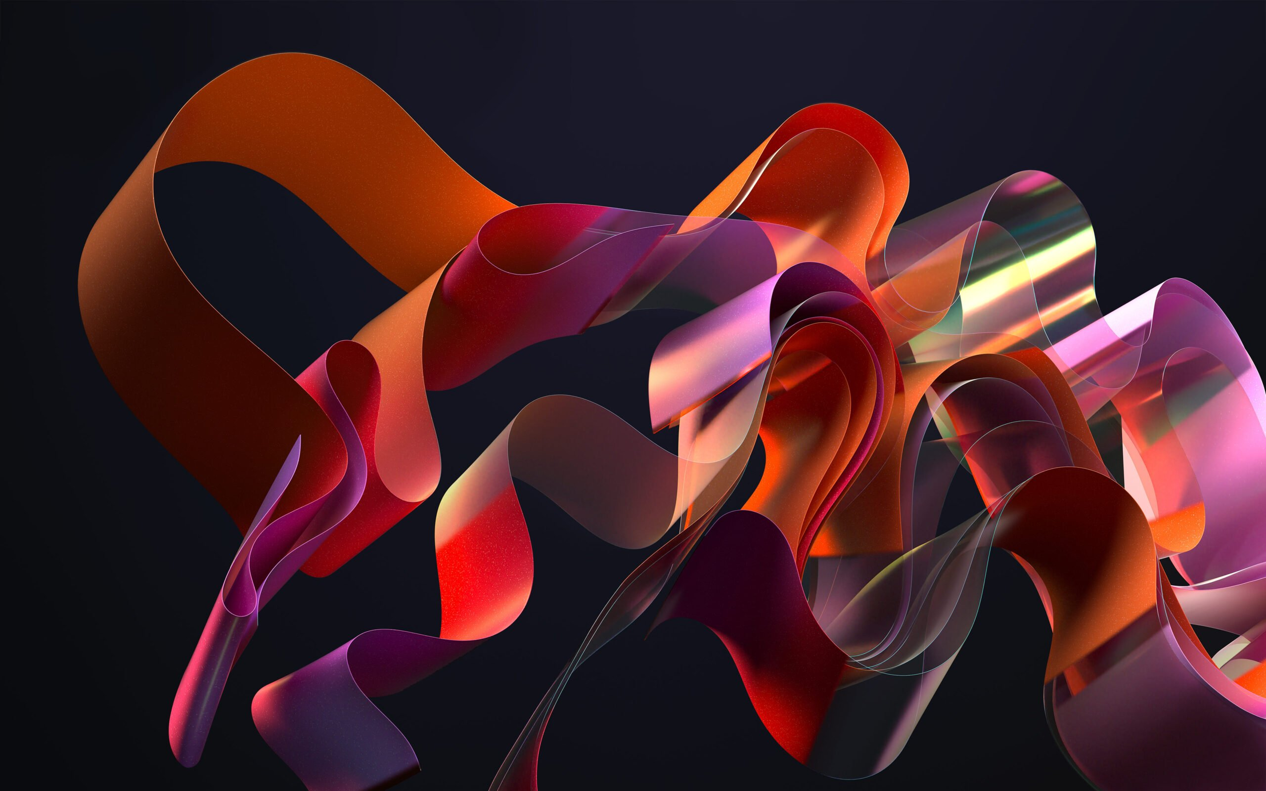 Windows 11 - Captured Motion Theme Image - Microsoft