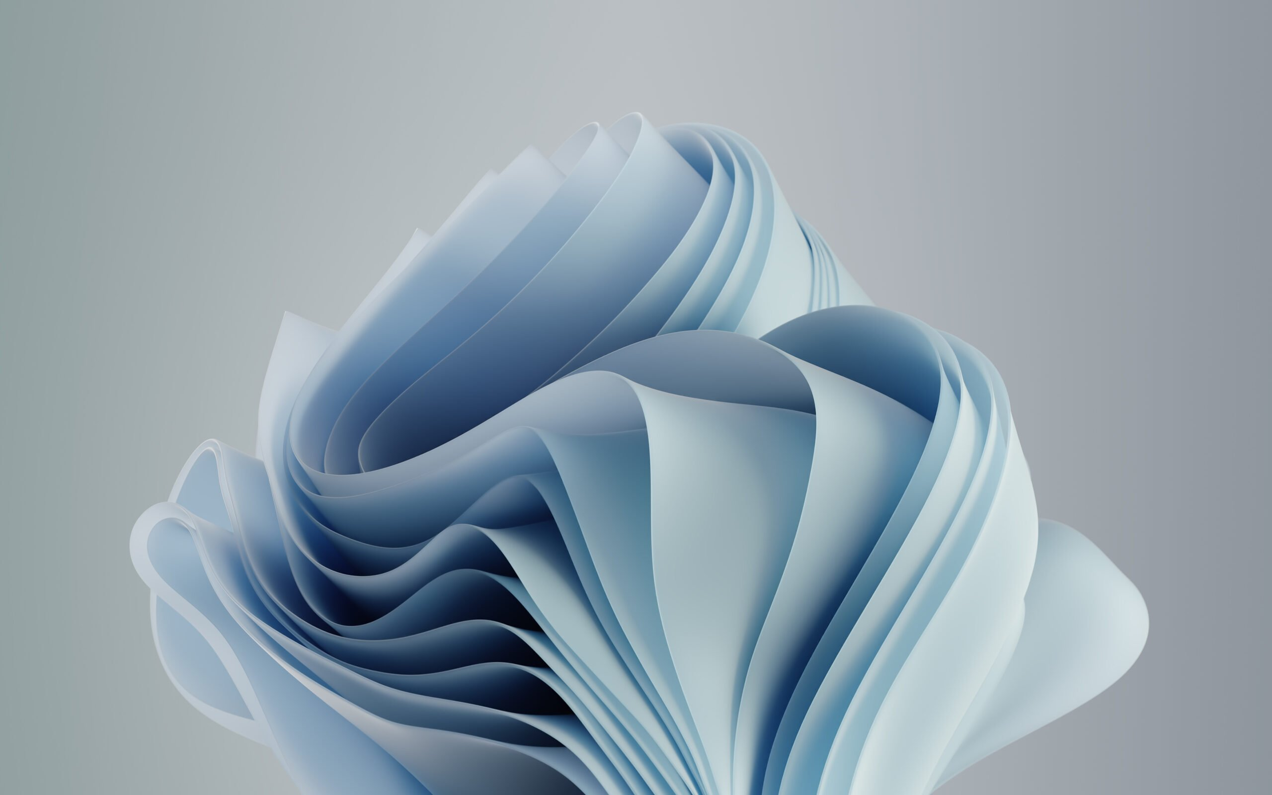 Windows 11 - Flow Theme Image - Microsoft